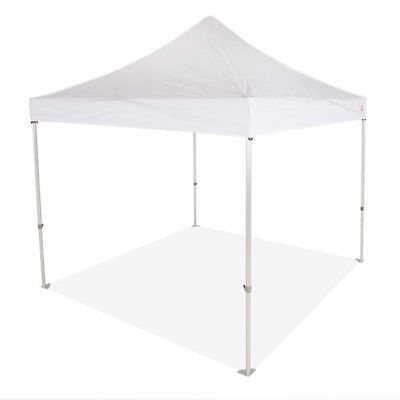 10x10 EZ Pop Up Canopy Tent Aluminum Shelter Heavy Duty Canopy Folding Tent  sc 1 st  PicClick & 10X10 EZ Pop Up Canopy Tent Aluminum Shelter Heavy Duty Canopy ...
