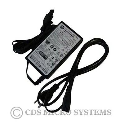 New HP OfficeJet 6600 6700 7110 7610 7612 Printer Ac Power Supply Adapter & Cord