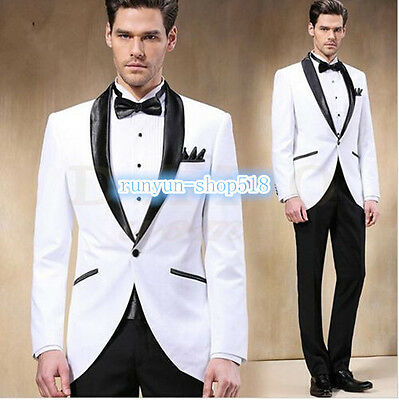 2019 New Mens Suits Business Formal Wedding Suits Tuxedos Groomsman Suits Blazer