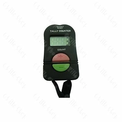 Electronic LCD 4 digit Hand Tally Counter Digital Counter with + and - button