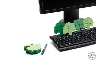 WOODS Keyboard Notes Ofiice Home Funky Gift By Peleg Design