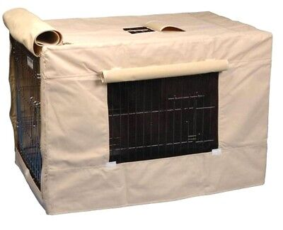 Crate Cover for Dogs Cats & Pets - Indoor/Outdoor - 5 sizes - Heavy duty