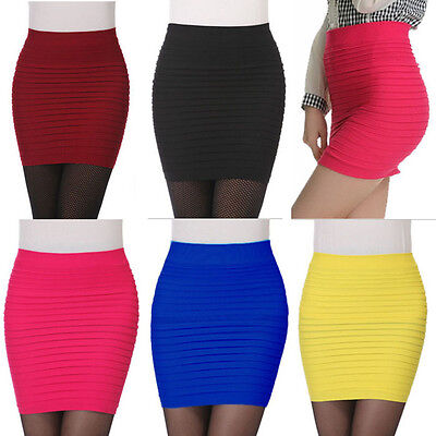 2017 Fashion Women Skirt Women Dress Short Skirt Package Hip Bodycon Skirt Sexy