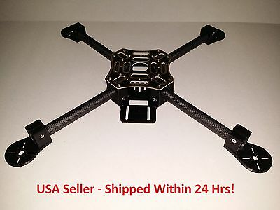 DJI FLAME WHEEL Parts - Round Boom Kit for F450 & TBS Discovery Quadcopter