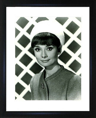 Audrey Hepburn Framed Photo CP0016