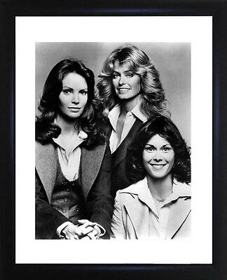 Charlies Angels Framed Photo CP0072