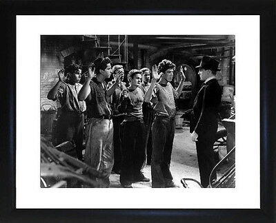 James Cagney Framed Photo CP0213