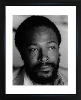 Marvin Gaye Framed Photo CP0342