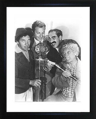 Marx Brothers Framed Photo CP0343