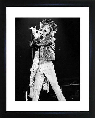 Mick Jagger Rolling Stones Framed Photo CP0354