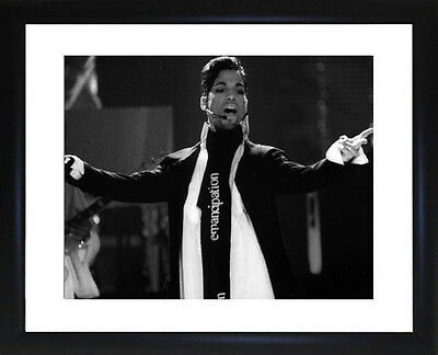 Prince Framed Photo CP0407