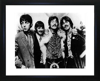 The Beatles Framed Photo CP0471