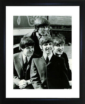 The Beatles Framed Photo CP0472