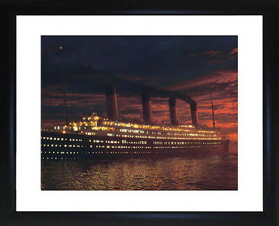 Titanic Framed Photo CP0561