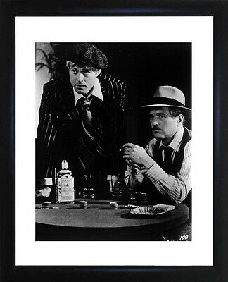 Paul Newman And Robert Redford Framed Photo CP0399
