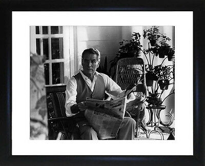 Paul Newman Framed Photo CP0643