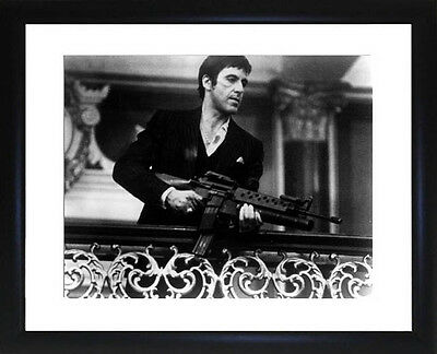 Al Pacino Scarface Framed Photo CP0530
