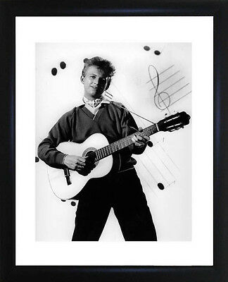 Tommy Steele Framed Photo CP0564