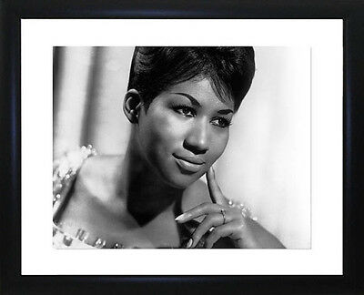 Aretha Franklin Framed Photo CP1463