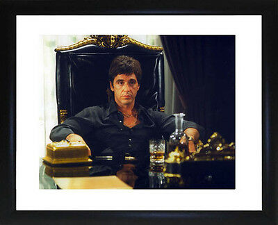 Scarface Framed Photo CP0616