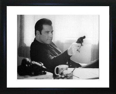 John Travolta Framed Photo CP0722