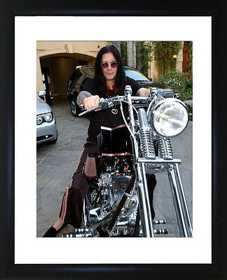 Ozzy Osbourne Framed Photo CP1279