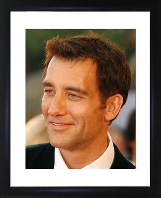 Clive Owen Framed Photo CP1600
