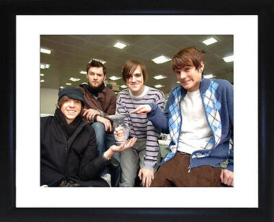 McFly Framed Photo CP1175