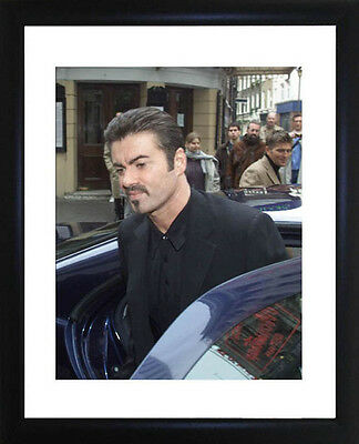 George Michael Framed Photo CP1196