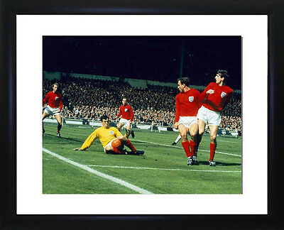World Cup 1966 Framed Photo CP1256