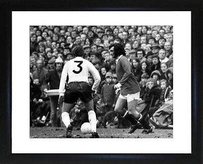 George Best Framed Photo CP0895
