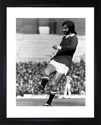 George Best Framed Photo CP1089