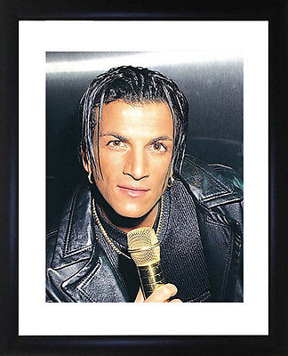 Peter Andre Framed Photo CP0811