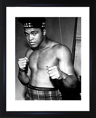 Muhammad Ali Framed Photo CP1129