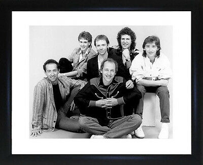 Dire Straits Framed Photo CP1649