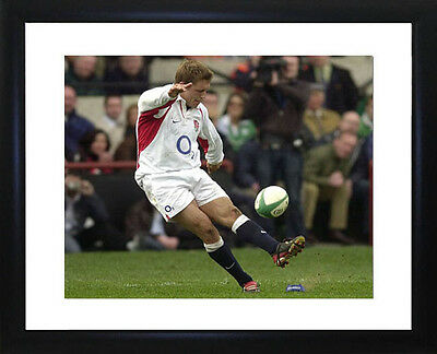 Jonny Wilkinson Framed Photo CP1114