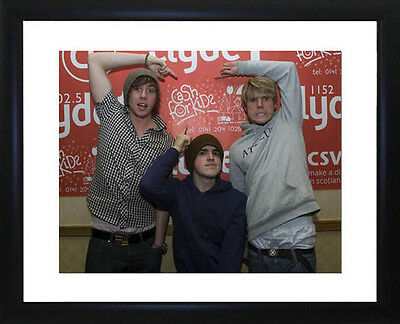 McFly Framed Photo CP0995