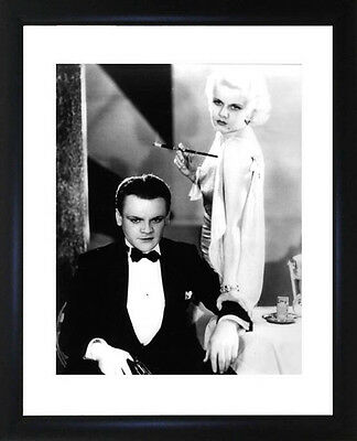 James Cagney Framed Photo CP0972