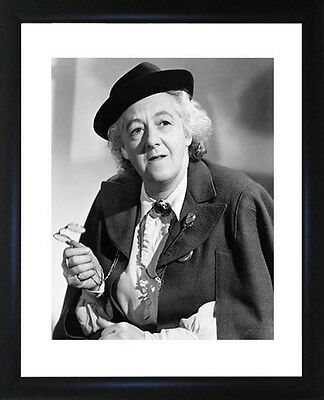 Margaret Rutherford Framed Photo CP0992