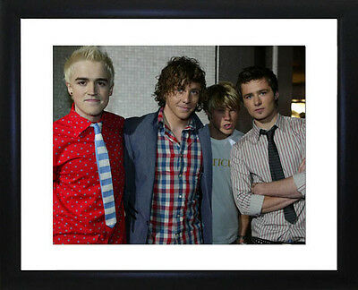 McFly Framed Photo CP0996