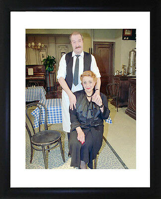 Allo Allo Framed Photo CP1133