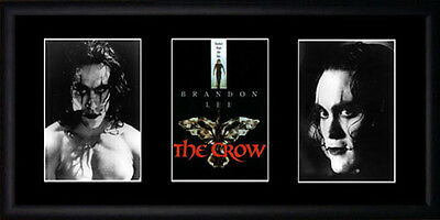 The Crow Brandon Lee Framed Photographs PB0006