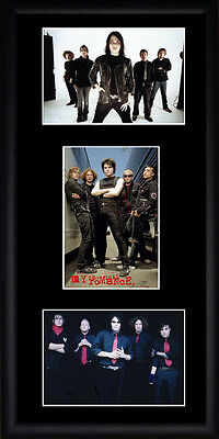 My Chemical Romance Framed Photographs PB0365