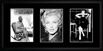 Marilyn Monroe Framed Photographs PB0269