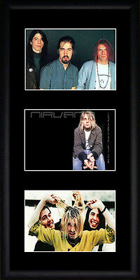 Nirvana Framed Photographs PB0357
