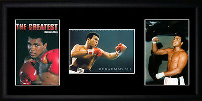 Muhammad Ali  Framed Photographs PB0040