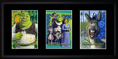 Shrek Framed Photographs PB0431