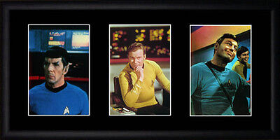 Star Trek Framed Photographs PB0477