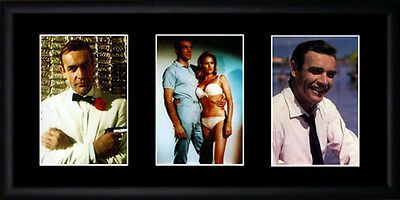 Sean Connery Framed Photographs PB0041