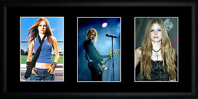 Avril Lavigne Framed Photographs PB0371